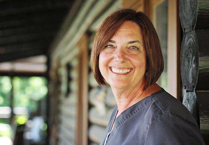 Kathy Kawsky smiling